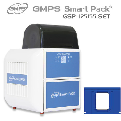 GMP  Smart PACK(GSP-125155 Set) 자동포장기계QDAM